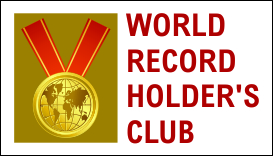 World Record Holders Club of India-Logo