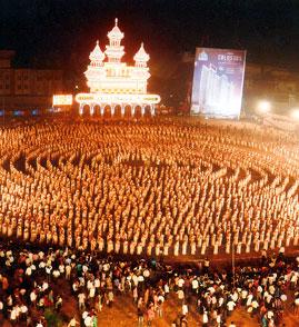 Largest Thiruvathira dance3