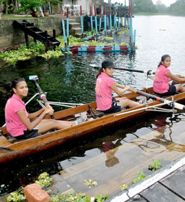 Largest rowing event for school children66