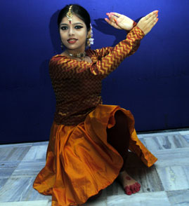Most kathak spins in a min7