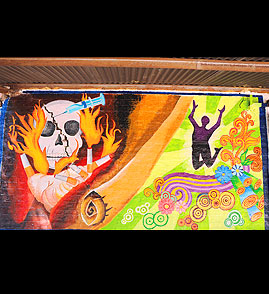 Largest Wall Painting Initiative World Record Holders Club